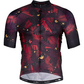 PEARL iZUMi Elite Pursuit LTD Jersey Men, resolt floral redwood